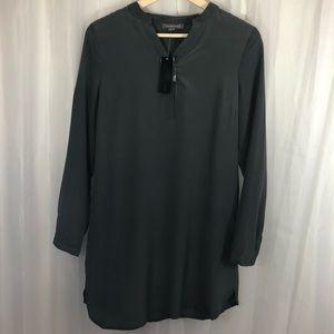 NWT Tinley Road | silk dress
